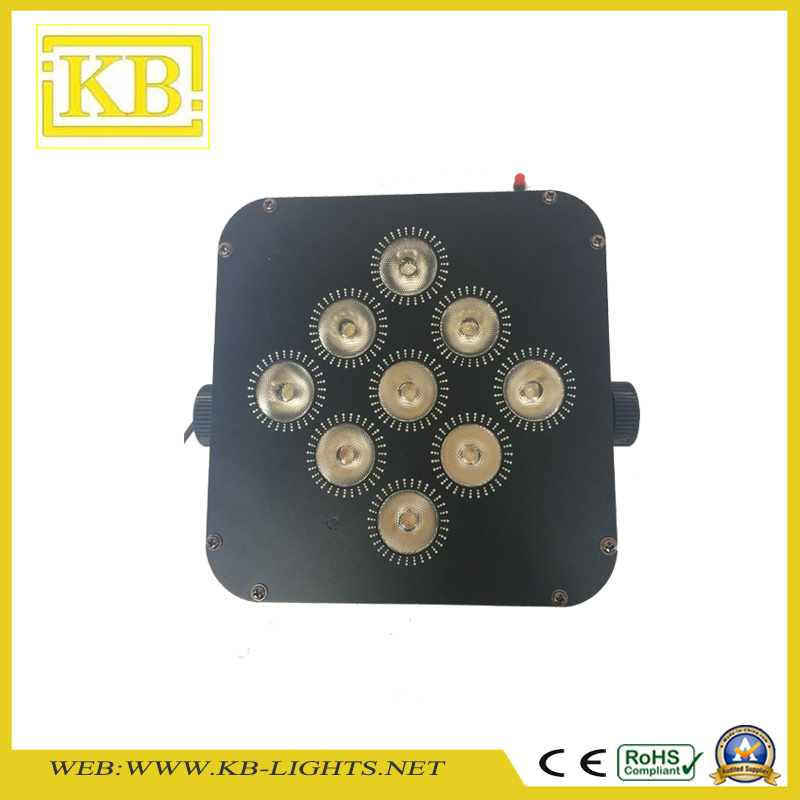 Battery Charging and WiFi Flat LED PAR Light