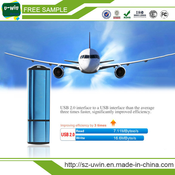 Free Sample Custom 2.0/3.0 8GB USB Flash Drive