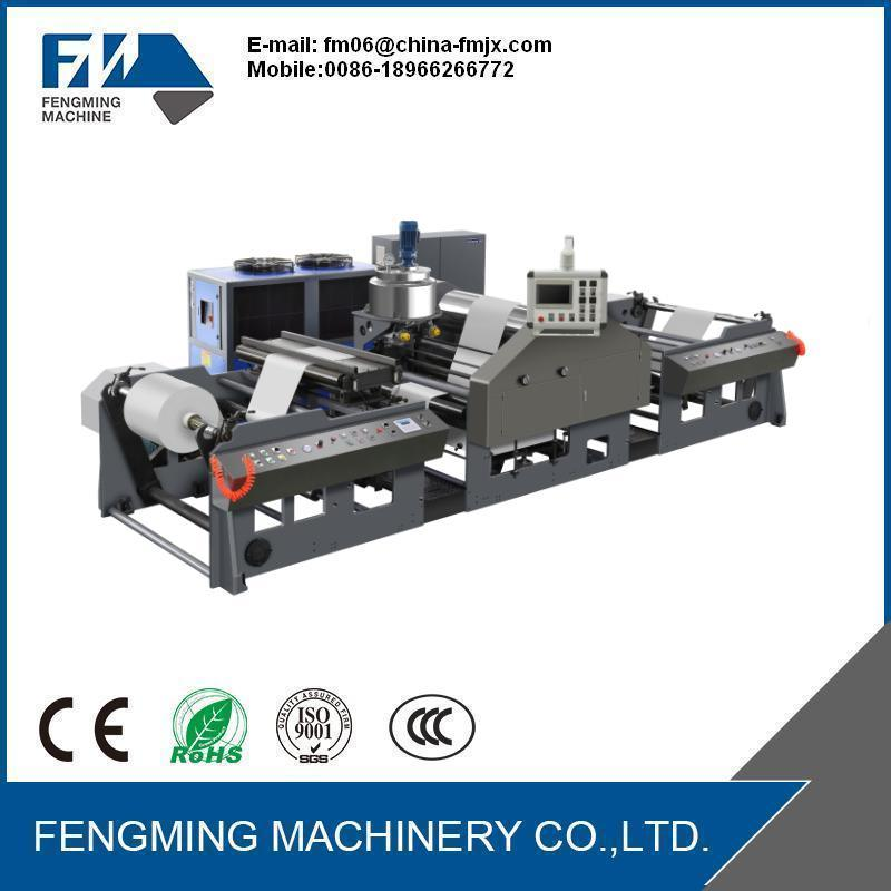 Paraffin Paper Coating Machine