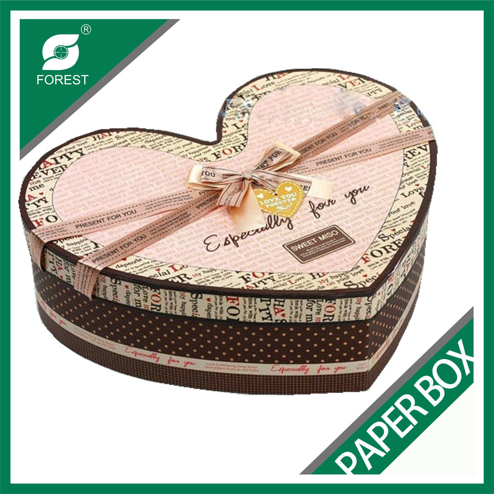 More Popular Unique Jewelry Gifts Box Made in China (FOREST PACKING 029)
