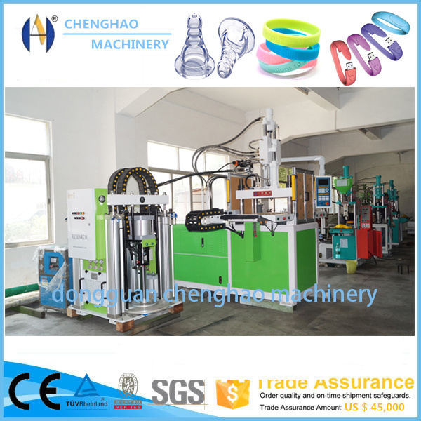 Silicone Rubber Injection Molding Machine for Baby Nipple