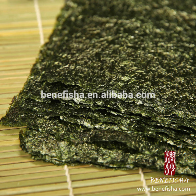 Tassya Yaki Sushi Nori (Roasted Seaweed)
