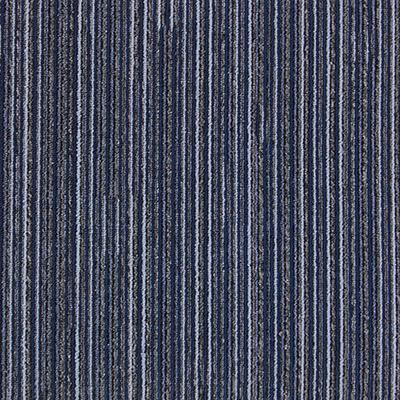 Impression - 1/10 Gauge Flat Loop Jacquard Flooring Carpet Tile with Bitumen Backing