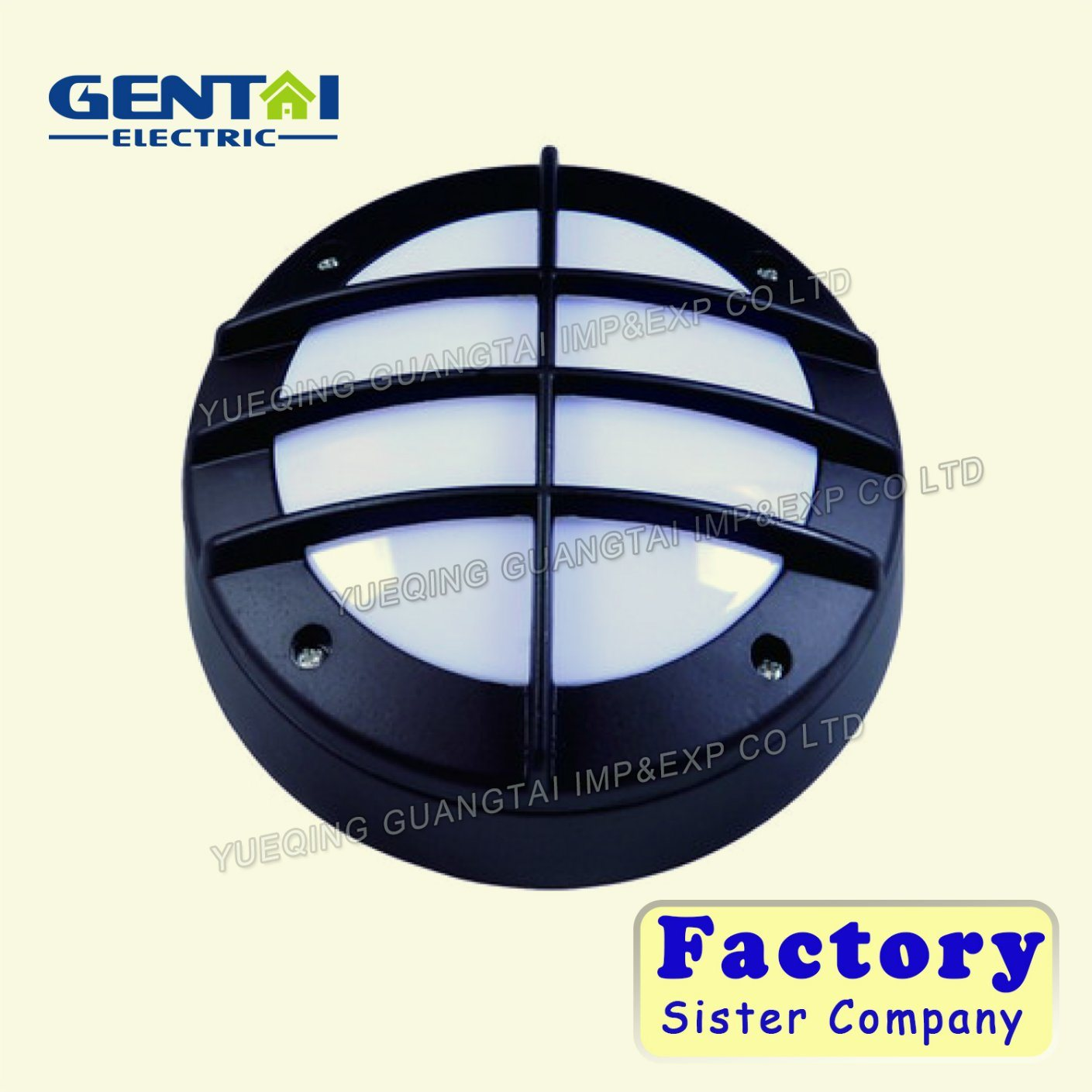 LED Dampproof Light Dampproof Light Wall Light