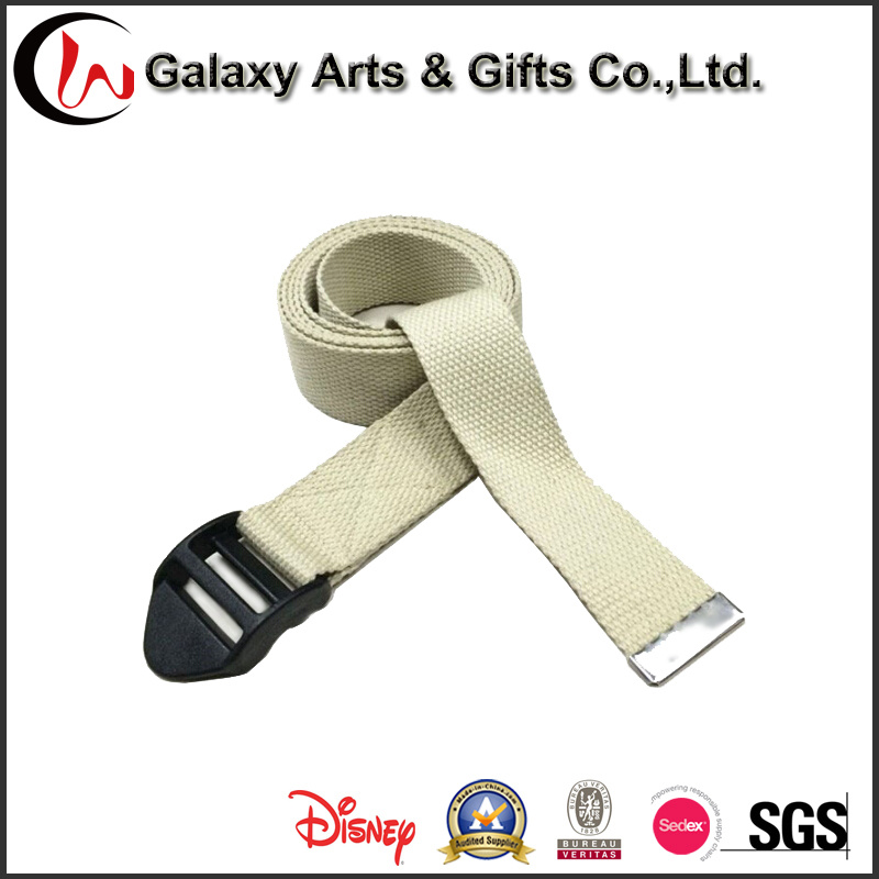 New Fashion Ployester Webbing Elastic Casual Belts for Ladies