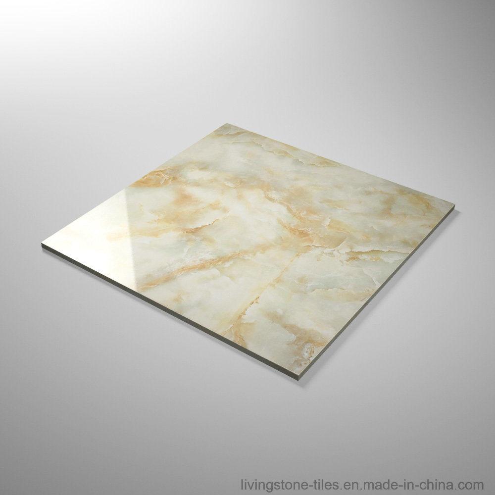 Building Materials Foshan Fire Resistant Glazed Marble Stone Porcelain Tile