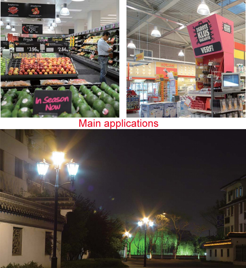 LG5630SMD 135lm/W Best Selling 120 Watt LED Corn Lights, 120 Watt LED Street Light pictures & photos