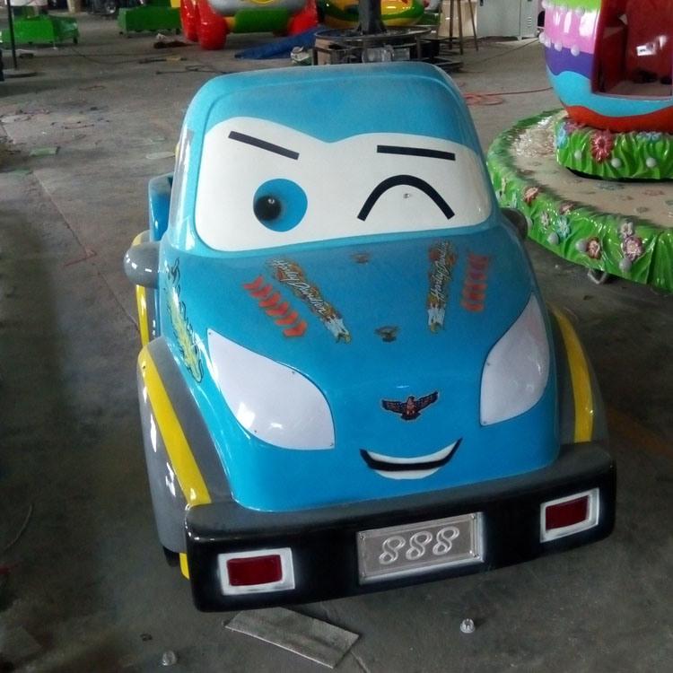 2017 New Design Playground Toy Kids Ride for Children Amusement (K172-BL)
