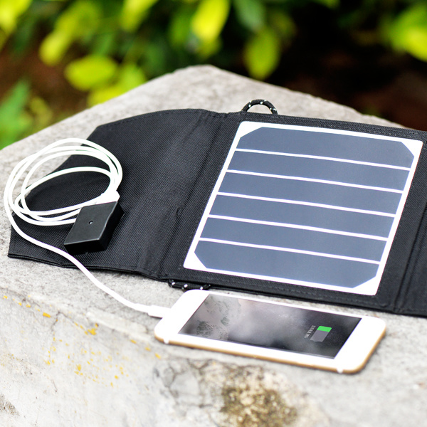 6W Sunpower Portable Solar Charger Panel