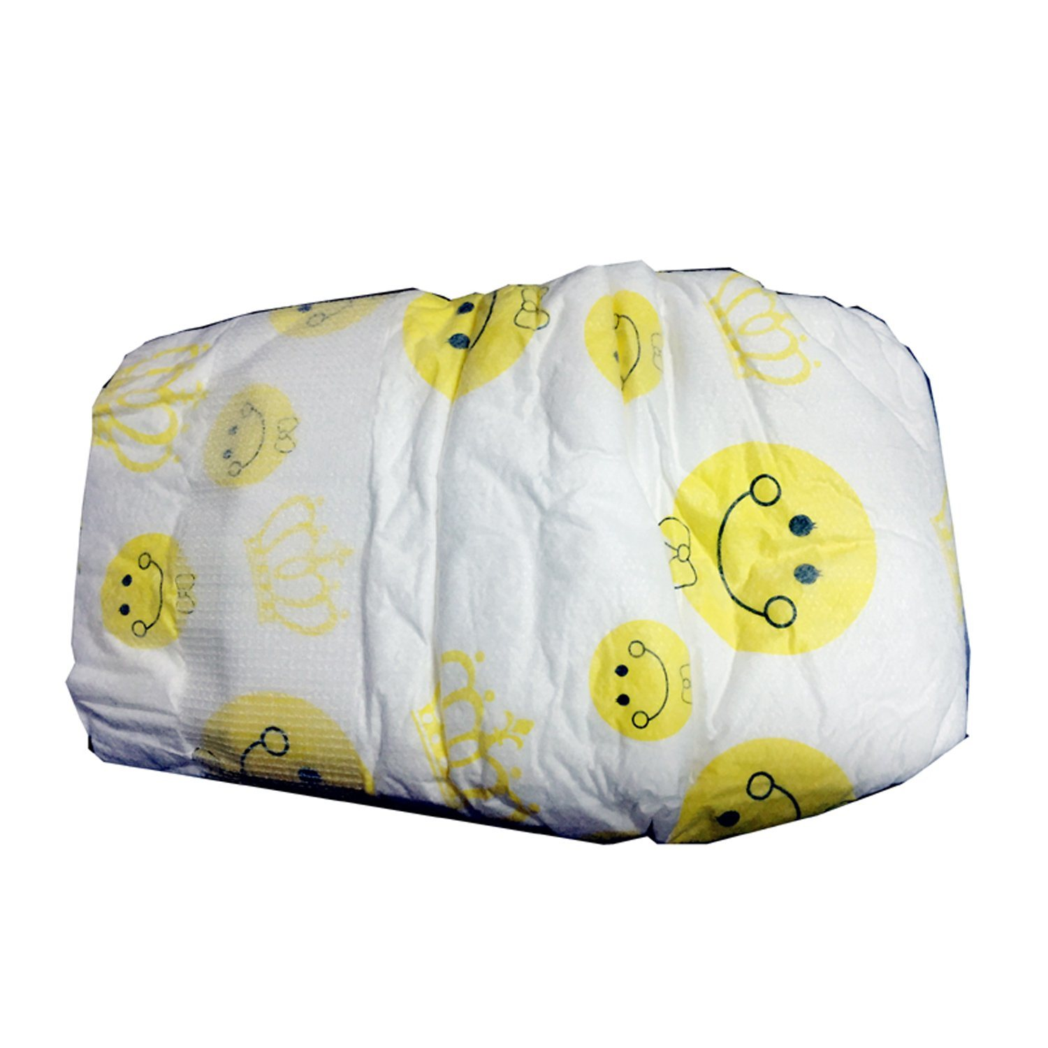 Smile Face Cartoon Picture China Baby Diapers Good Quality