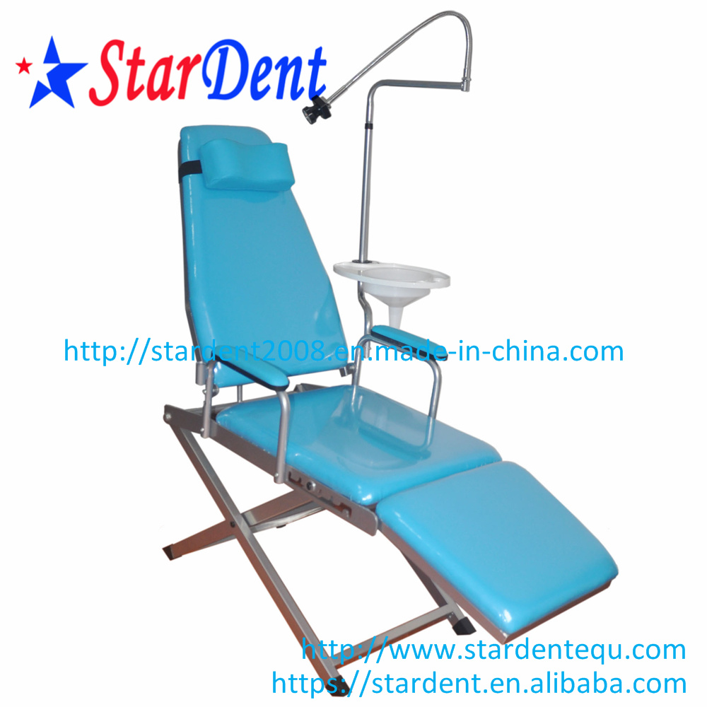 Dental Simple Type Folding Chair Portable Dental Unit