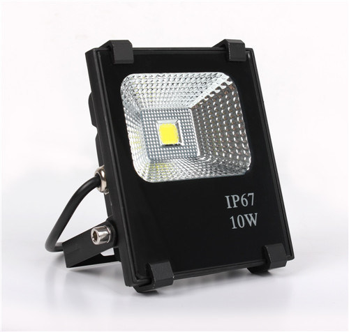 10W IP67 LED Floodlight, AC85-265V Compatible Ce RoHS