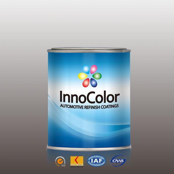Good Coverage Color Paint for Car Repair