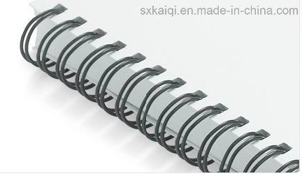 Twin Ring Spiral Binding Wire