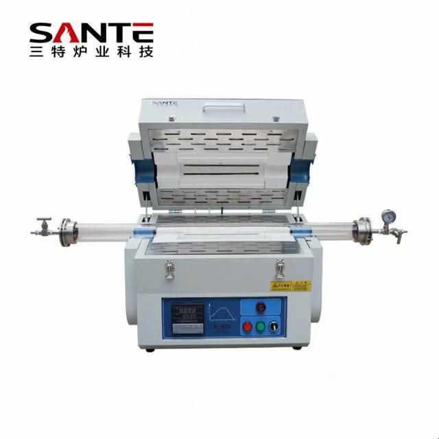 Split Type Vacuum Tube Furnace for Scientific Research Equipment