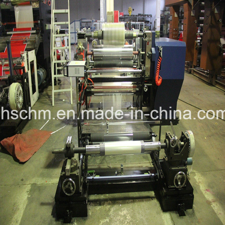 Ribbon/Tape/BOPP/Non Woven/ Paper Slitting and Rewinding Machine