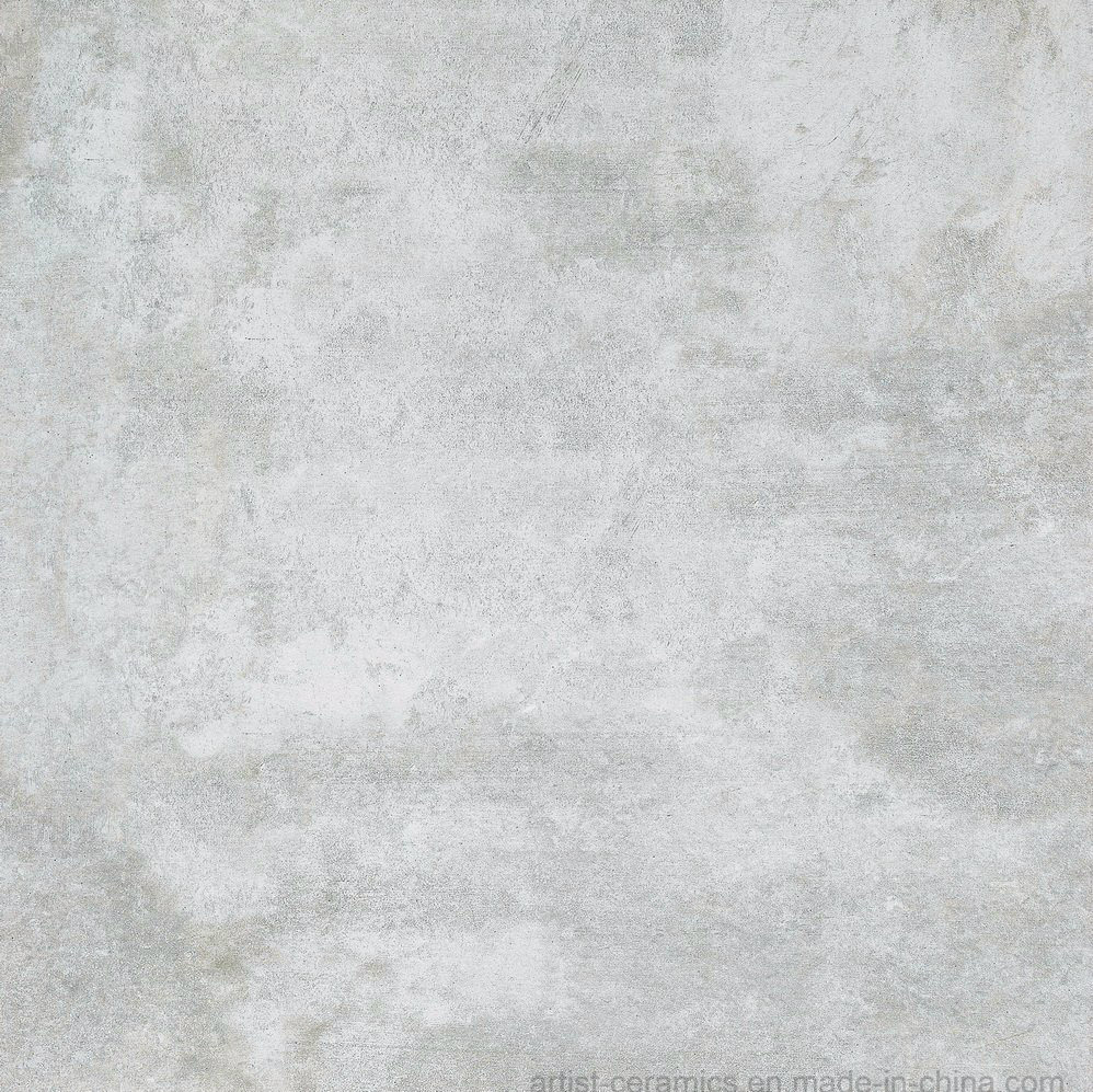 Liberty White Porcelain Floor Tile with Matte Surface