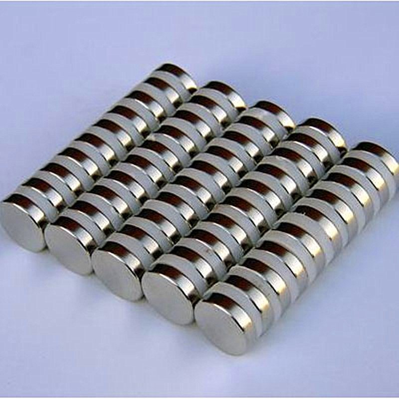 Wholesale Stock Strong Power Disc Permanent NdFeB Neodymium Magnet