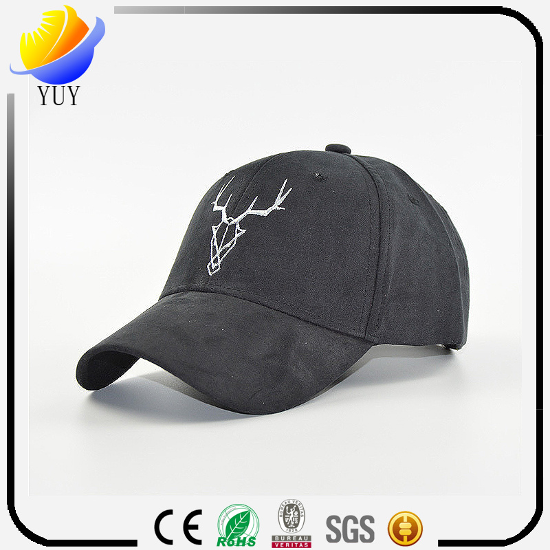 2017 New Imitation Leather Baseball Cap