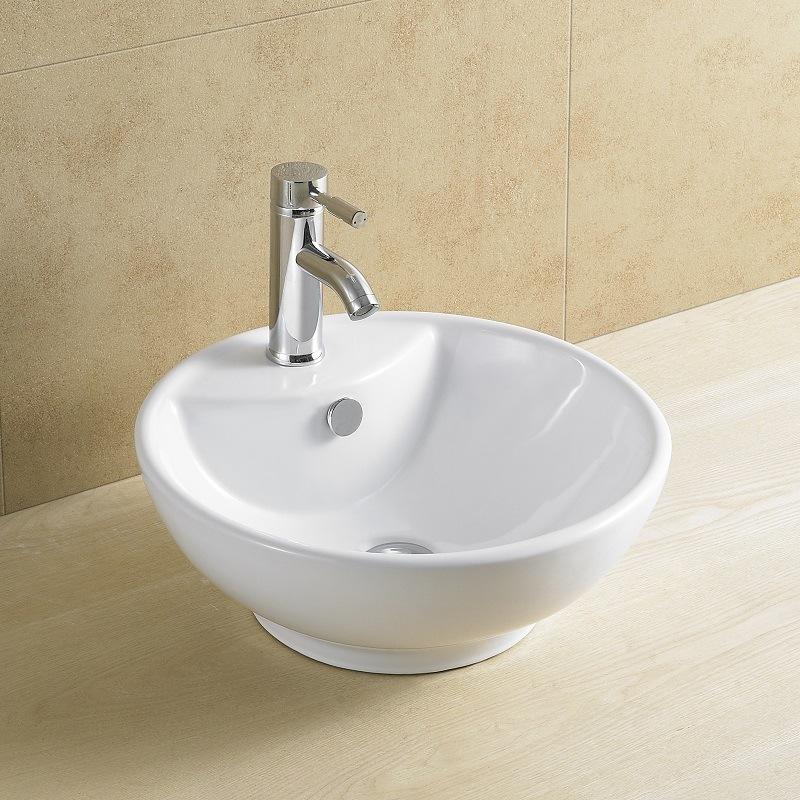 8005 Hot Sale Bowl Washhand Ceramic Basin