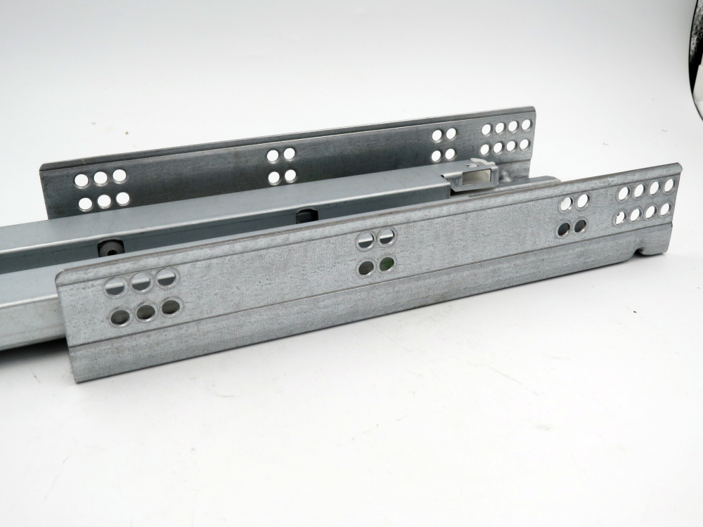 Full Extension Under Mounting Drawer Slide Concealed Soft Closing Slides