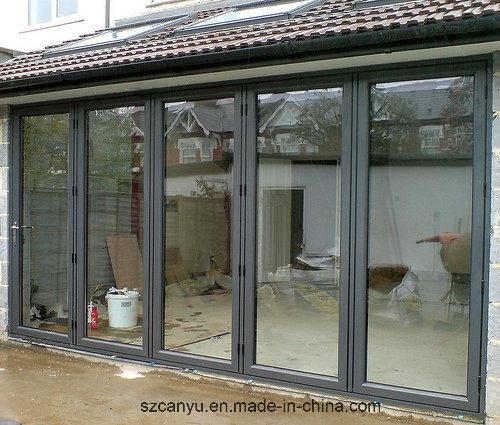 Manufacturers Hardware Waterproof Home Custom Dimensions Wall Sliding Aluminium Door