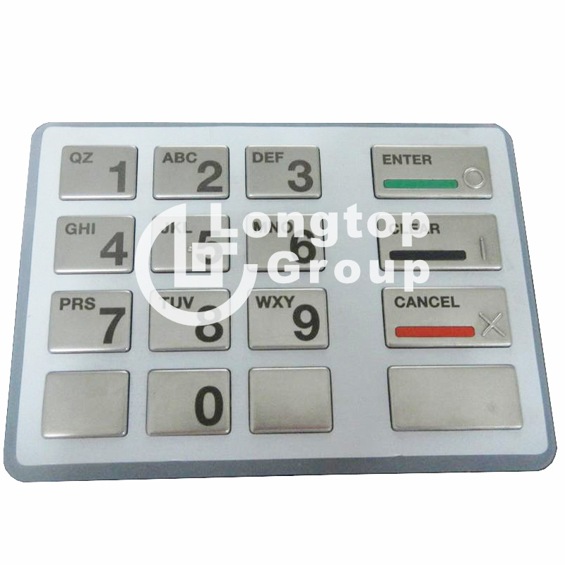 Diebold ATM Parts EPP5 Keyboard with Multi Language (49216680717A)