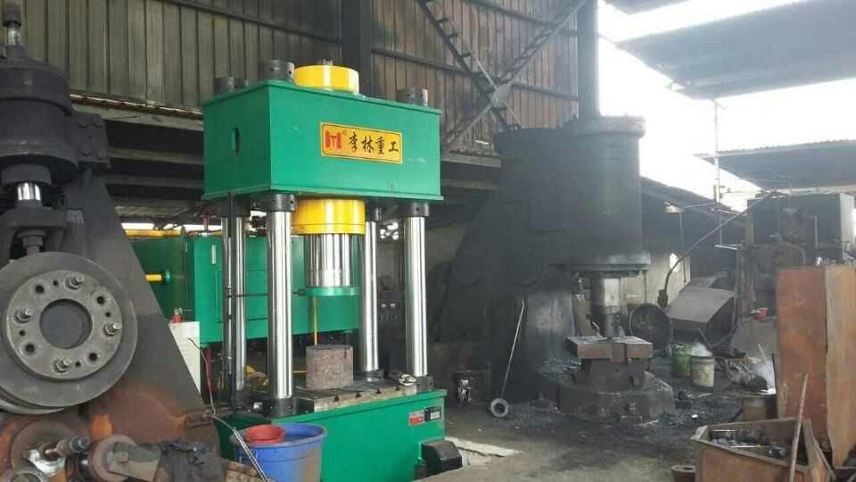 Four-Column Hydraulic Press (YLL32-400)