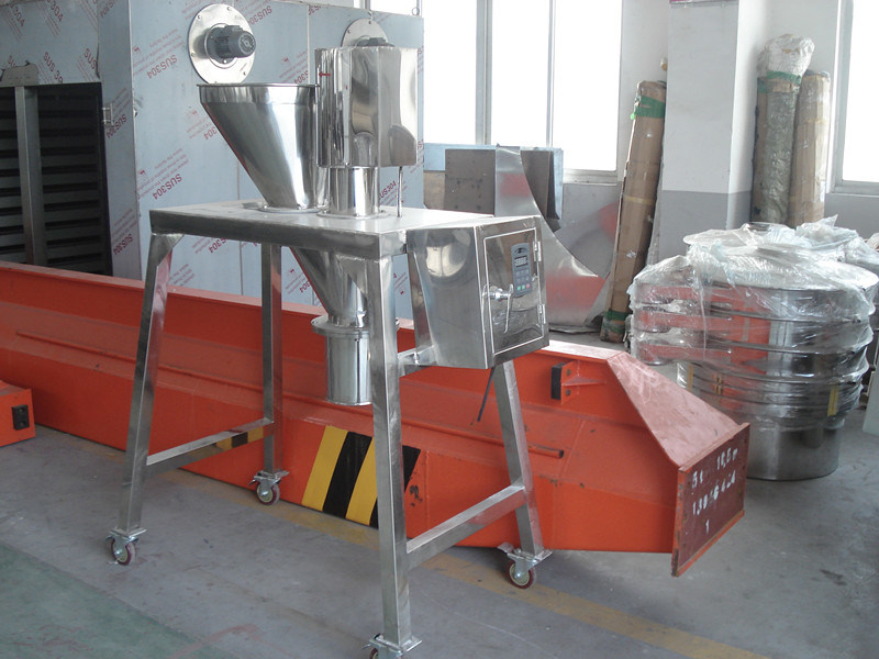 Jfz-150 Stainless Steel Pulverizing Granulator