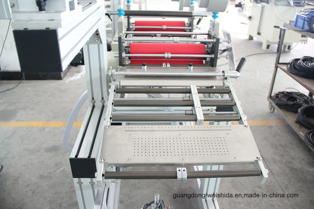 Wt300 Three Seater Multifuntional Hi-Speed Precision Laminating Machine