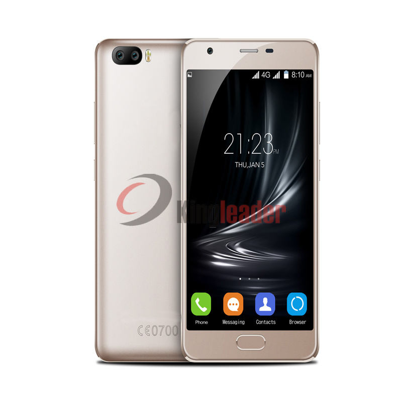 5inch HD 4G Lte Quad-Core Android7.0 Smartphone with Gms and Ce (A9 PRO)