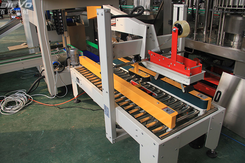 Carton Box Case Folding Machine for American Customer