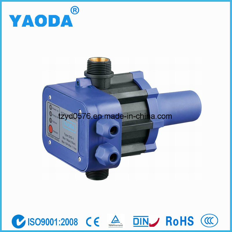 Automatic Pressure Control for Water Pump (SKD-1)