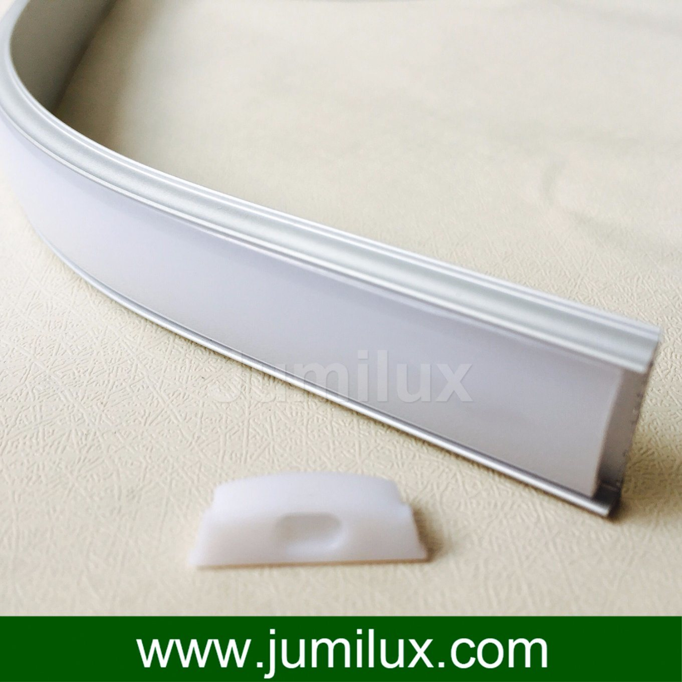 Bendable LED Channel Aluminum Extrusions Profile