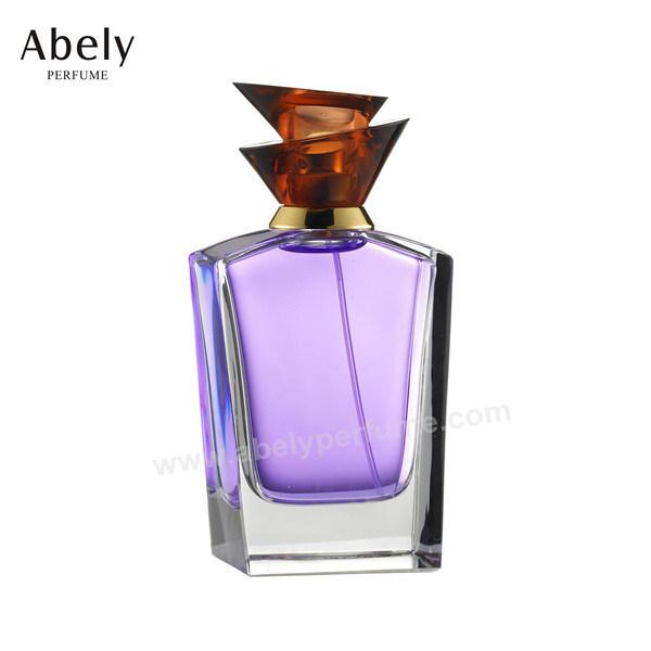 ODM/OEM Bespoke Glass Perfume Bottle with Original Spray and Atomizer