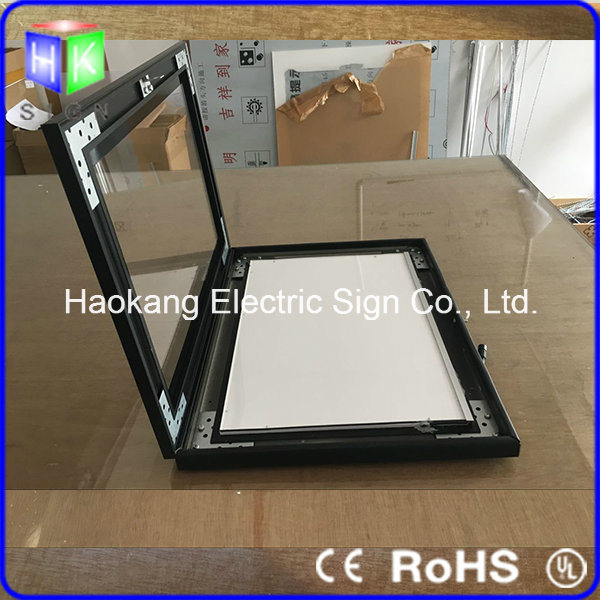 "27""X 40"" Outdoor Waterproof LED Movie Poster Sign for Aluminum Frame with Advertising Display"