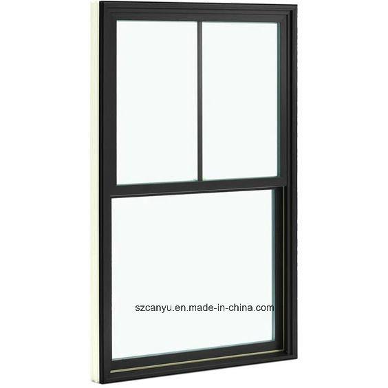 Aluminum Alloy Single Hung Window/Aluminium Windows China Supplier