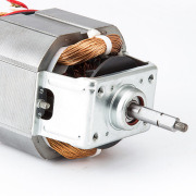 RoHS ETL CCC Electric Power Motor Waterproof Rated Current >30