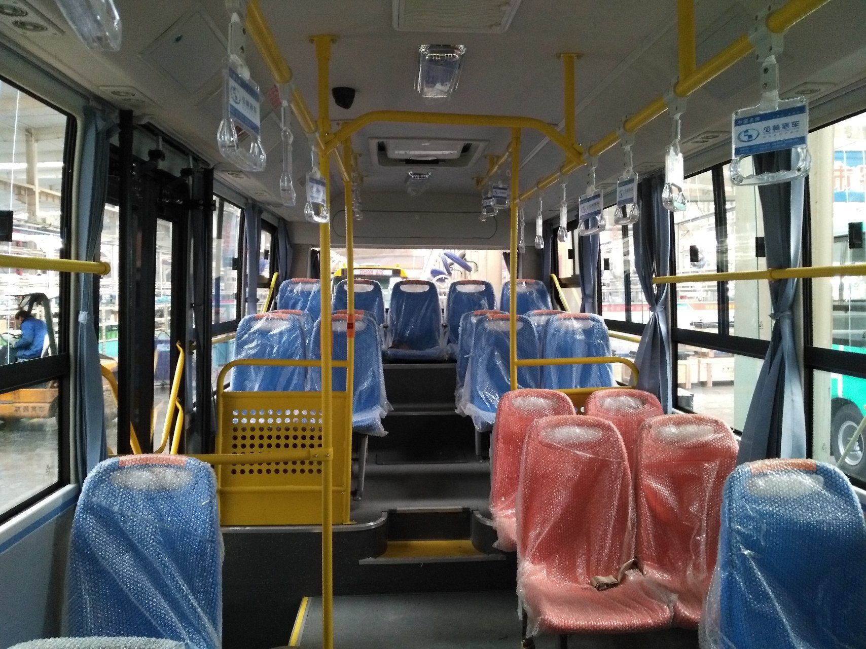 Double-Deck 35-38 Seats Inter-City Bus Diesel City Bus