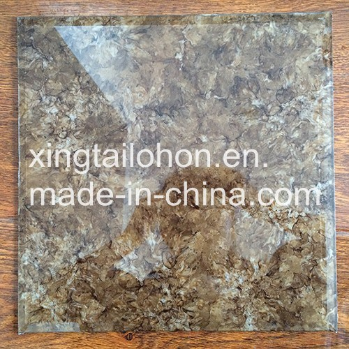 Drawing Room Decorative Glass Plate for Wall Aluminum Mirror Glass