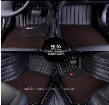 Car Mat 3D PVC Leatherette Carpet with XPE