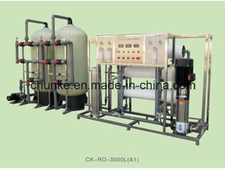 3000liter Ss304 Sachet Water Treatment Plant / Water Filter