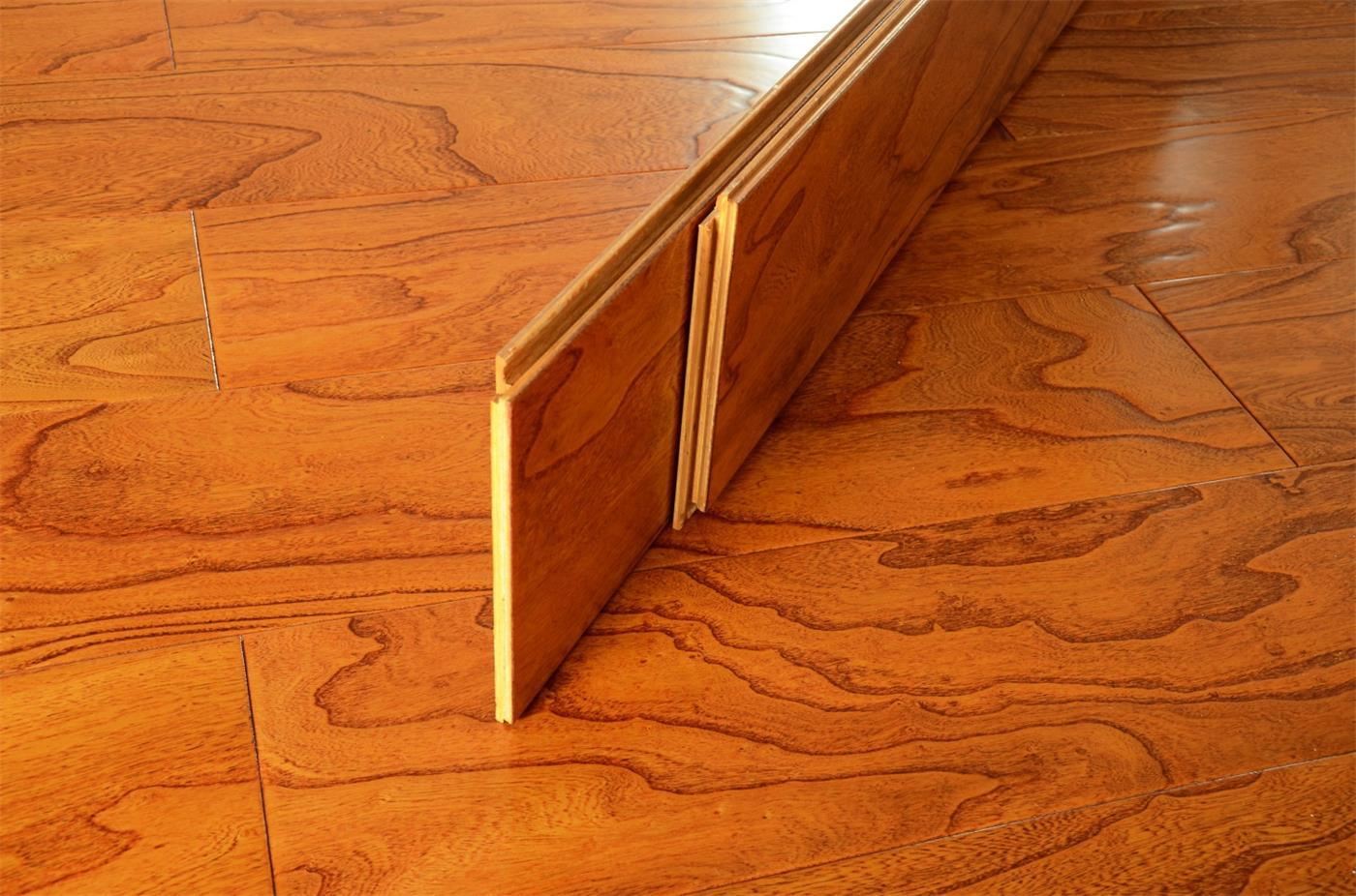15mm Multi-Solid Wood Flooring for Living Room