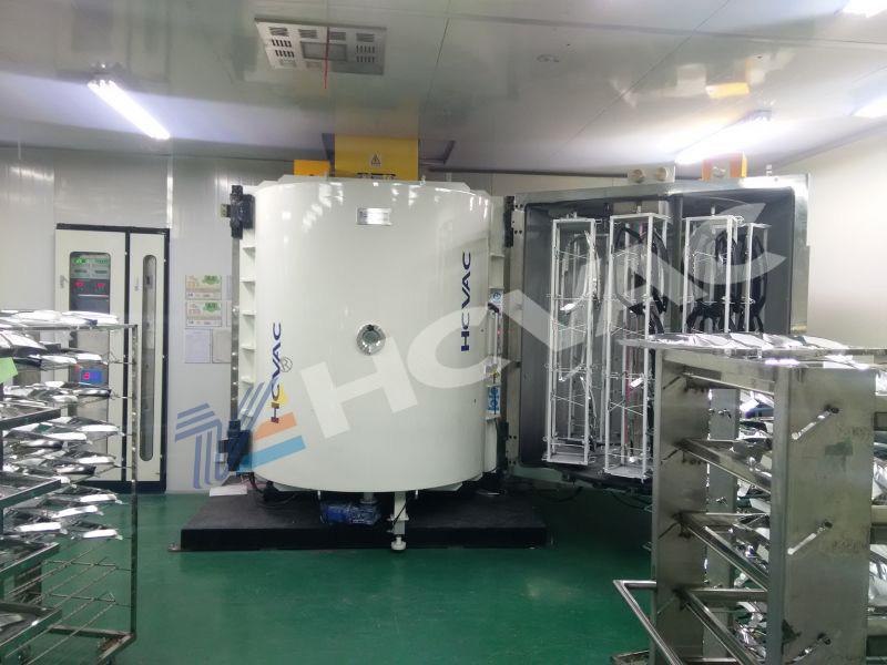 Car Light Vacuum Coating Machine, Headlamp Vacuum Metallizing Machine