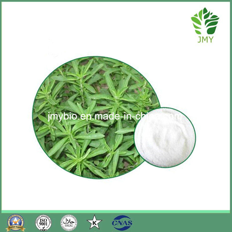 Hot Sale Stevia Extract Powder 80%~98% Stevioside, Food Additive