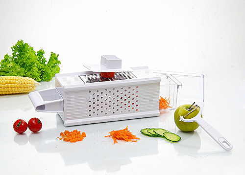 Hot Sale Multifunctional 5 in 1 Kitchen Grater