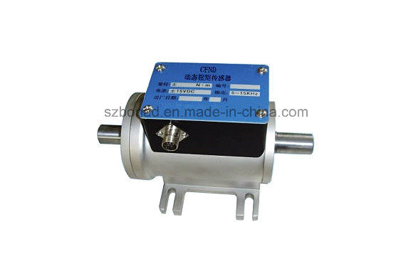 Cfnd Dynamic Torque Load Cell Sensor with 10000n. M Range