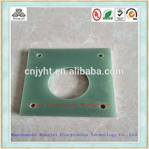 Fr-4/G10 Sheet High Mechanical Strength Distortion-Free for PCB Plate