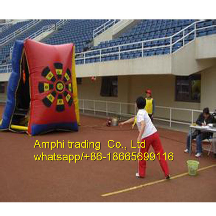 Custom Size Inflatable Ring Sport Games, Other Sport Games