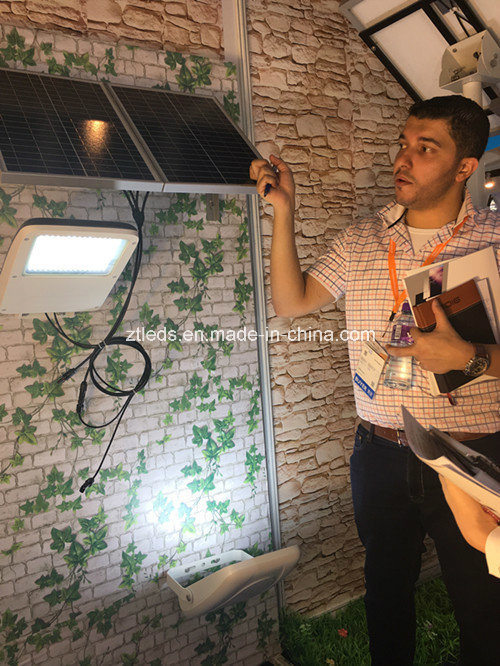 30W LED Solar Floodlight for Outdoor Lighting